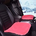 Universal High Quality Plush Seat Cover,11 Colors Winter Car Cushion, 3PCS for 5 Seats, Free Shipping For Russian