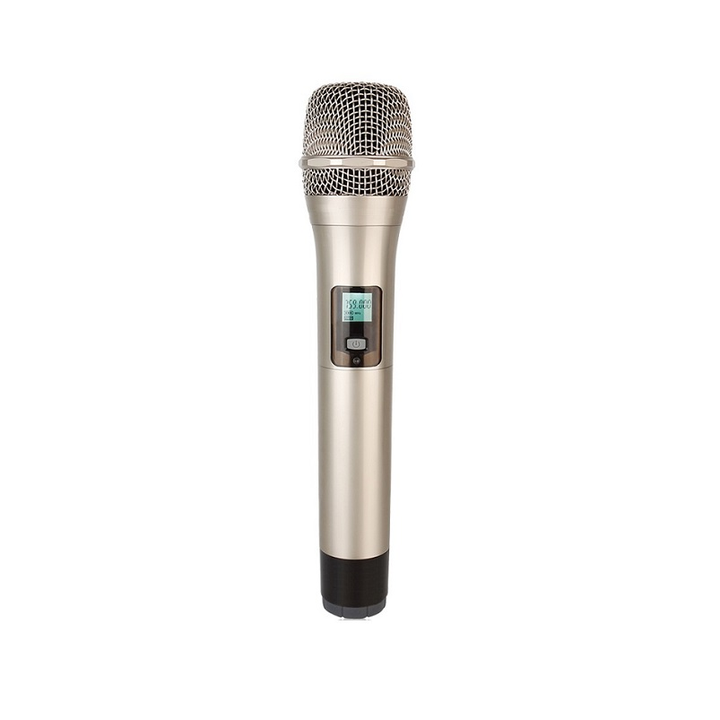 Handheld microphone for 5400