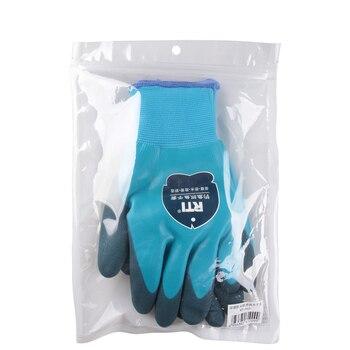 RTI ใหม่ตกปลาถุงมือฤดูหนาวกันน้ำ Plus กำมะหยี่อบอุ่นยางถุงมือตกปลา Anti-SLIP ป้องกันมือเครื่องมือตก...