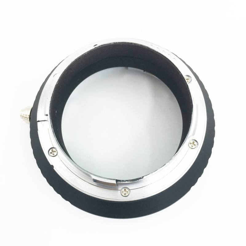Image 2 - Newyi Lr Lens To M Lm Camera Mount Adapter Ring For L eica M9 M8 M7 M6 M5 M4 Mp Md Camera Lens Ring Accessories-in Lens Adapter from Consumer Electronics