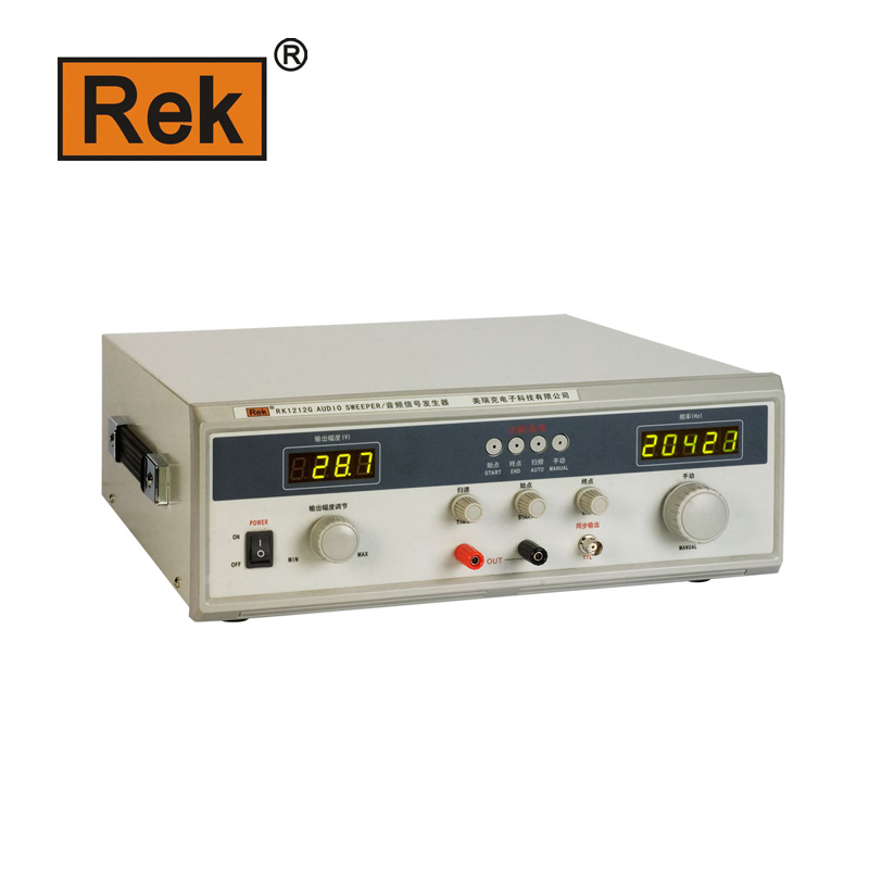 Merik Genuine 100W audio frequency sweep signal generator audio frequency  sweep RK 1212G-in Hydraulic Tools from Home Improvement on Aliexpress com |