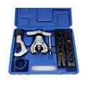 Envío Gratis métrico y en pulgadas tubo expansor kit de tubo de cobre de aire acondicionado escariador tubos tubo quema herramienta 6-19mm 1/4-3/4 pulgadas