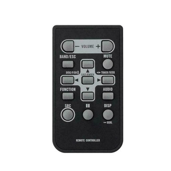 Remote Control For Pioneer MVH-X360RT MVH-X370BT DEH-3200UB DEH-7300BT DEH-4300UB DEH-6300UB Car DVD AV Receiver Player image
