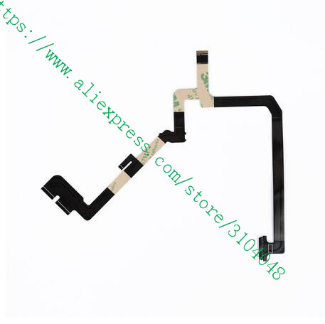 New For DJI Phantom 4 Flex Cable Four End Gimbal Camera Flex Replacement Parts Gimbal Flat Ribbon Cable FPV Drone Part