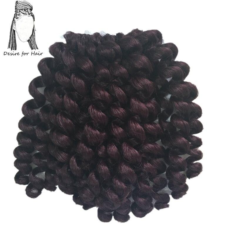 Önskning för hår 1pack 8inch 70g 20strands per förpackning Höxa - Syntetiskt hår - Foto 3