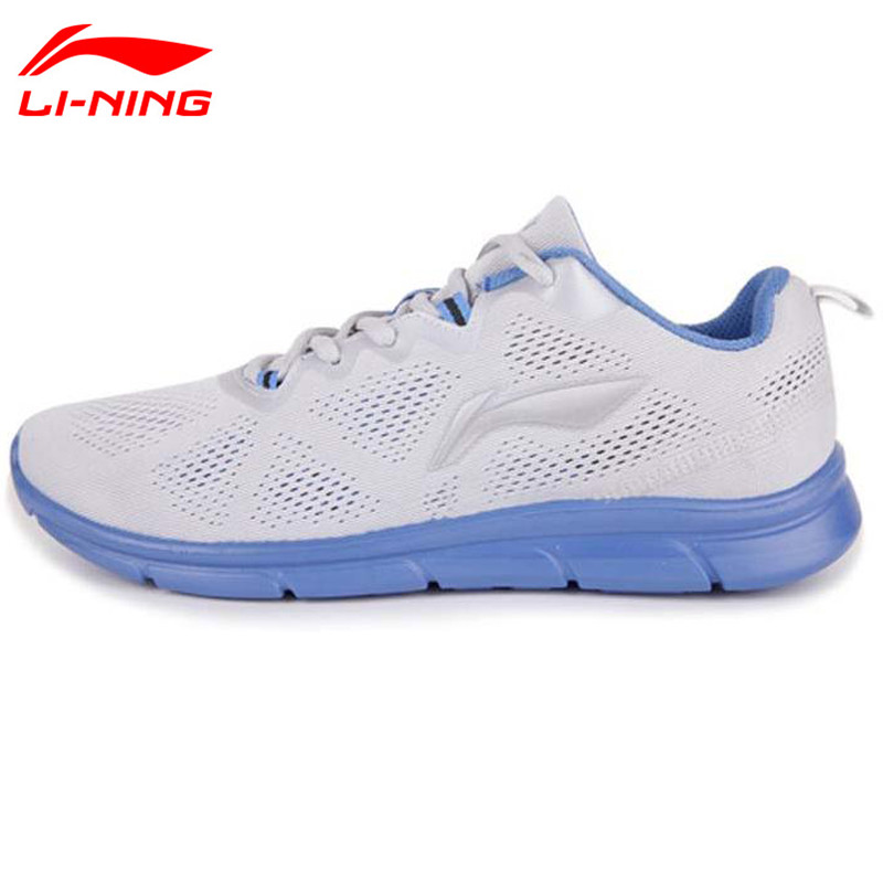 ФОТО Li-Ning Breathable Running Shoes Mens Athletic Outdoor Cushioning Li Ning Summer Sneakers Sports Shoe Lining ARHK093 Comfortable