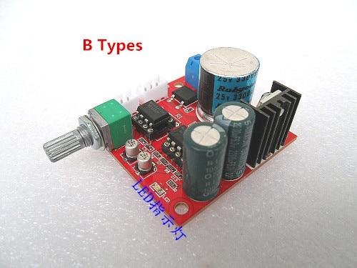 Dual NE5532 OP AMP HIFI Preamplifier Preamp Board Signal Amplification Base on Music fax A1 circuit