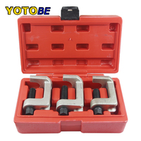 UTOOL 3pcs Automotive Ball Joint Installation Removal Puller Tool Set For AUDI OPEL NISSAN TOYOTA 23mm 28mm 34mm