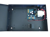 Access control Power case 220V input Supply 12V5A output for Access Control, with 12V 7Ah battery space, min:1pcs