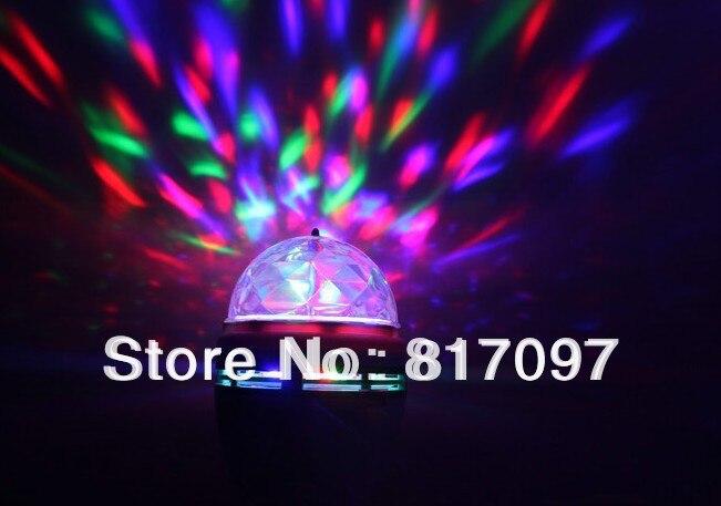 w led bombilla colorido iluminacion lampara e rojo verde azul luces dj efectos led iluminacion luz