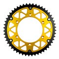 51T High Performance Motorcycle Steel Aluminum Composite Rear Sprocket for SUZUKI DR 350 SE DR350SE DR350 SE1996-1999