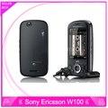 W100 Оригинальный Sony Ericssion Спиро W100i Разблокирована Сотовый Телефон