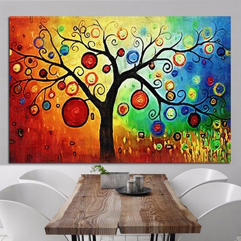 Բազմամյա ջրաներկ խնձորի ծառ Ծայրահեղ - Տնային դեկոր - Լուսանկար 3