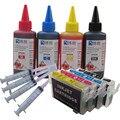 Набор чернил для принтера epson Stylus CX4400/CX4450/CX7400/CX7450 NX100/NX105/NX110/NX115/NX200/NX215/NX300/NX305