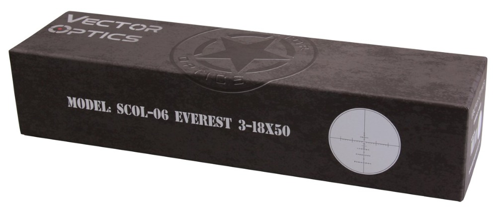 VO Everest 3-18x50 Gen2 Acom package