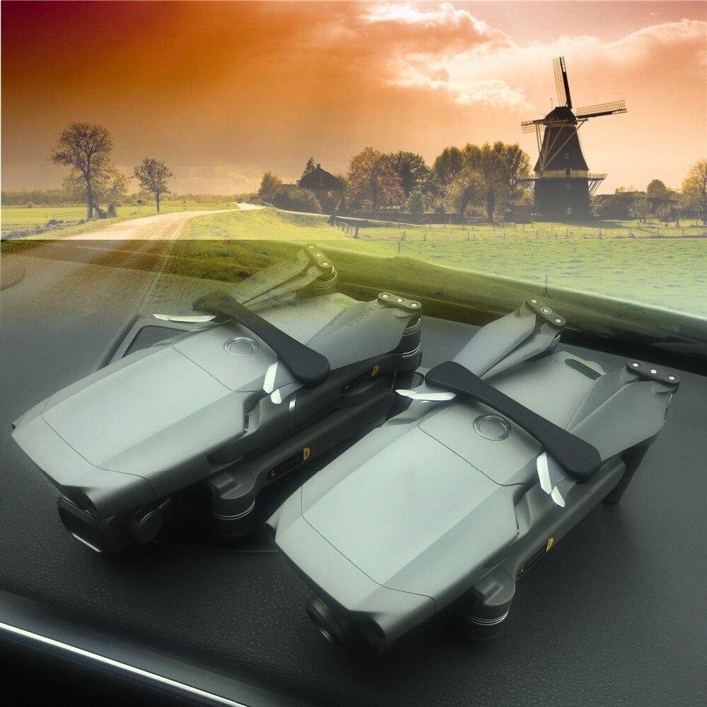 DJI Mavic 2 Zoom Pro silicona Clip hélices soporte del Motor protección fija protector fijador para DJI Mavic 2 Pro Zoom accesorios