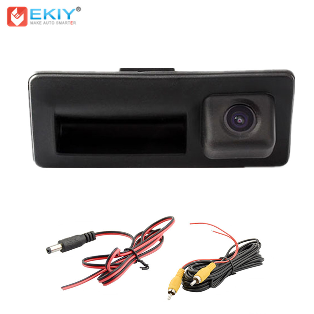 HD Car Rear View Reverse Backup Parking Camera For Audi A4 A5 S5 Q3 Q5 2013-2015