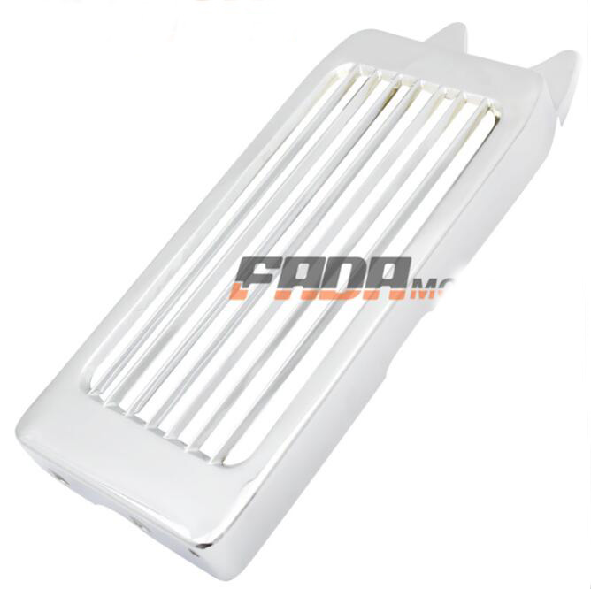 Motorcycle Parts Tank Protective Cover Radiator Cover Suitable for Honda Iron Horse 400 Iron Horse 600 STEED VLX400 / 600 накладка steed vlx400 600 vstar ds400 650