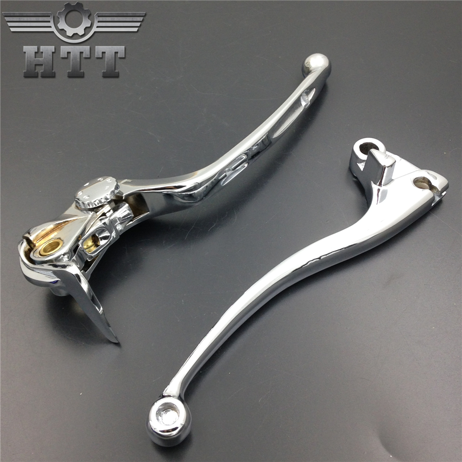 Aftermarket free shipping motorcycle parts Brake Clutch Lever fit for KAWASAKI Ninja 636 ZX ZX6R ZX6RR 2005 2006 Chrome aftermarket free shipping motorcycle parts eliminator tidy tail for 2006 2007 2008 fz6 fazer 2007 2008b lack