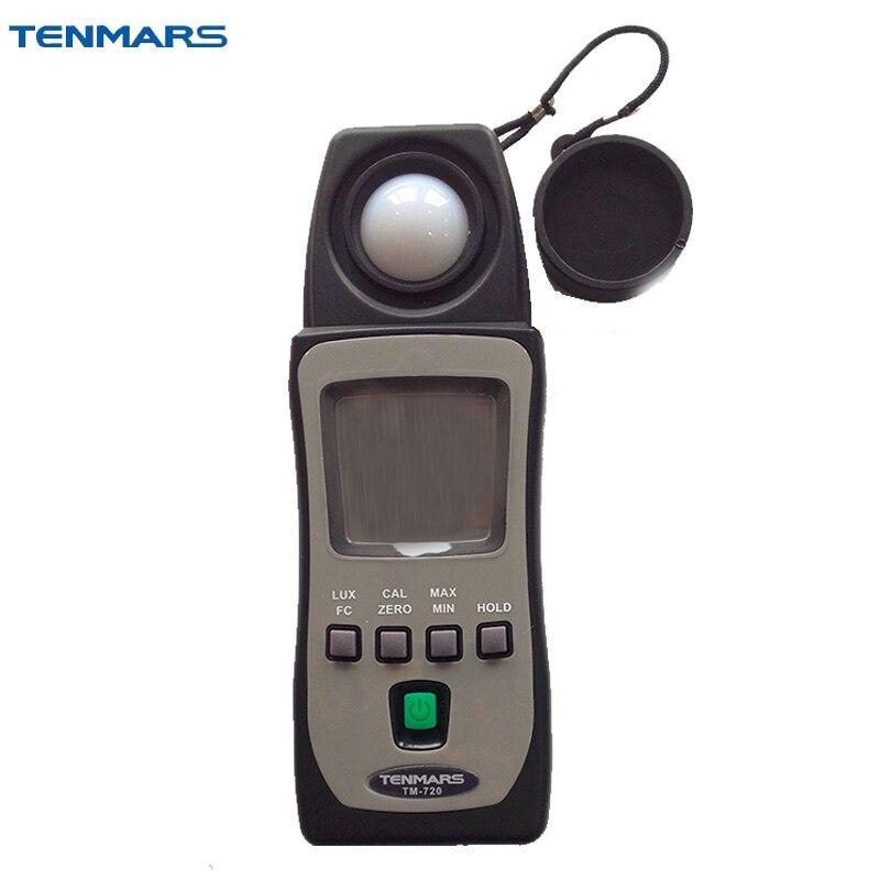 TENMARS TM-720 Pocket Size LUX/FC Light Meter  цены