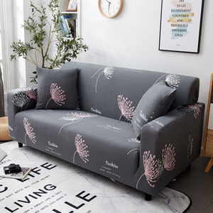 Image 3 - Parkshin موضة زهرة أغطية غطاء أريكة شاملة للجميع الاقسام مطاطا غطاء أريكة كامل أريكة منشفة 1/2/3/4 مقاعد
