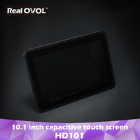 RealQvol FriendlyARM HD101, 10.1 inch Capacitive Touch Panel , 1280X800 resolution , for TINY4412 NanoPI FIRE NANOPC T2 T3 PLUS