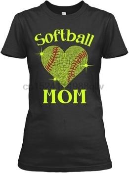 Softball Mom Gildan Women's Tee T-Shirt