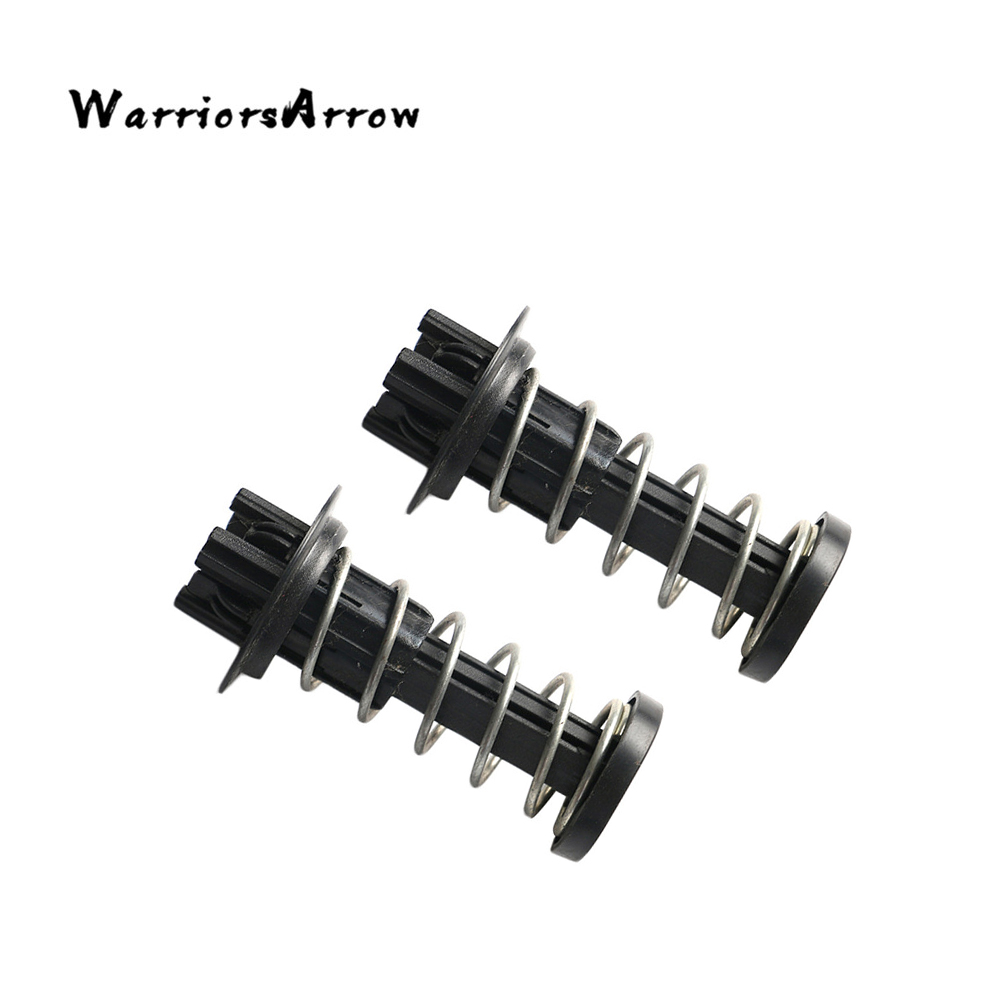 WarriorsArrow x2 Hood Catch Spring For <font><b>Mercedes</b></font>-Benz C250 <font><b>C300</b></font> C350 E200 E250 E550 E63 GLK300 W204 W212 R231 X204 2048800127 image