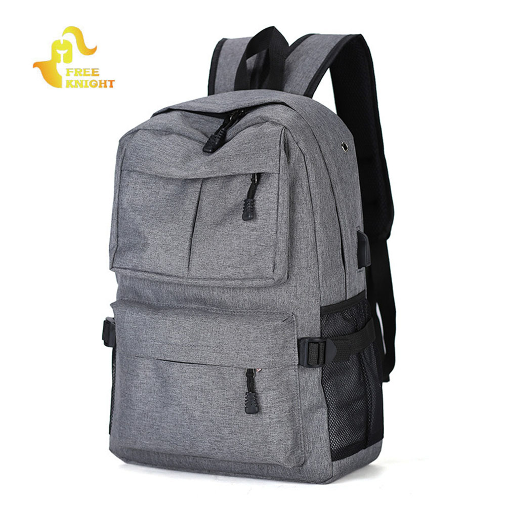 283f3b0c7d Free Knight Outdoor Laptop Bag Traveling Backpack Sport Backpack Student Backpack  Waterproof Hiking Camping Bag for Men Women-in Climbing Bags from Sports ...