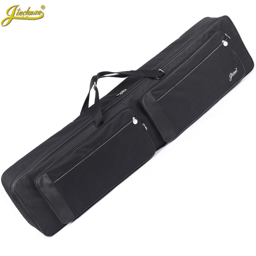 Professional universal 88 key keyboard electronic organ bag backpack protable soft gig shoulders synthesizer package case cover 90 27cm wholesale professional luxury portable tenor trombone bass bag gig soft case backpack shoulder straps padded cover