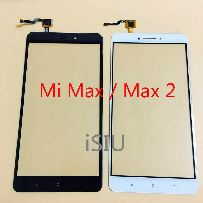 Tela de toque para xiao mi max 2 6.44 digitizer digitizer display lcd digitador vidro