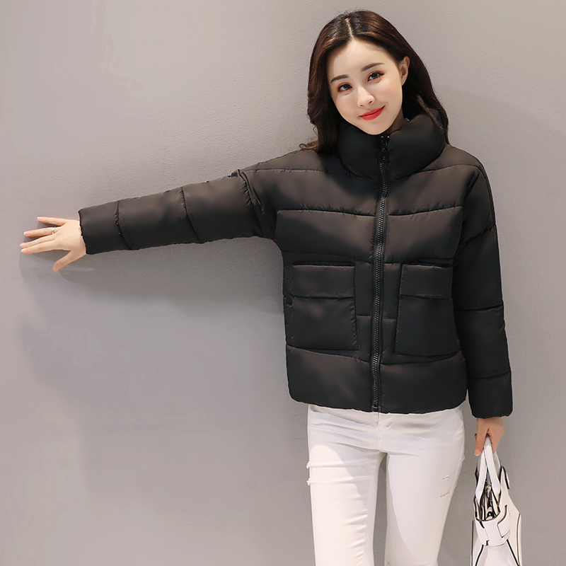 KUYOMENS Women Winter Coat Jacket 2017 Autumn New Woman Clothes Warm Hooded Coats Parkas Female Overcoat Soft Cotton Jacket домики для животных esschert design корзина домик д ежика esschert design