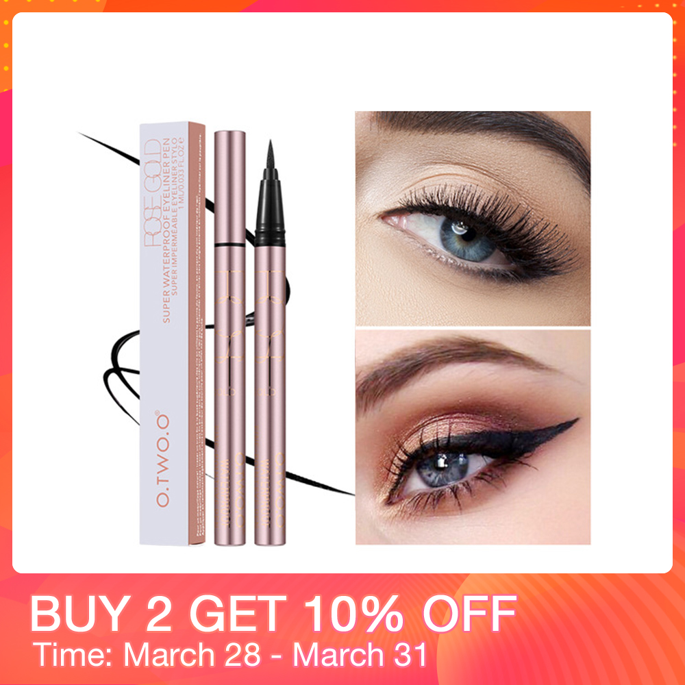 Back To Search Resultsbeauty & Health 4 Types Eyeliner Double Head With Seal Waterproof Long-lasting Black Eye Liner Pencil Cosmetics Beauty Makeup Tool We Take Customers As Our Gods