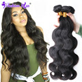 8A Brazilian Virgin Hair Body Wave Mink Brazilian Hair Weave Bundles Fashion Plus Hair Body Wave Human Hair Bundles 3 Bundles