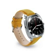Sim-karte Uhr Telefon Runde Bluetooth Smart Uhr Mit Kamera Für Android Telefon Smartwatch Push-nachricht Sync Anruf PK G3 G4 U8