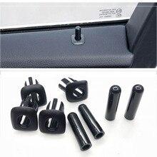 Автомобильный Дверной замок кнопки Pin вывинчивающейся головки для BMW M3 M5 M6 E46 E39 E90 E60 E36 F30 F10 E30 x5 E53 E34 E87 E70 E92 X1 X3 E83 E38 Z3 Z4