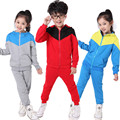 Fashion Kids Clothes Autumn Baby Boys Girls Coats And Jackets Pants Sets Hoodied Children Clothing Sports Suit Boy Girl Clothes