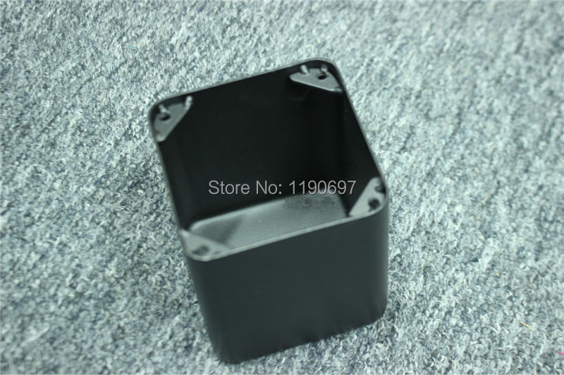 The transformer cover drawing tube amplifiers chassis shielding cattle cattle cover 85mm 85mm 100mm 1piece Free