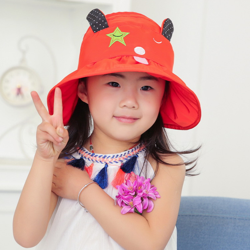 3-8 éves korú gyerekek nyári vakáció elleni védekezés - Ruházati kiegészítők - Fénykép 5