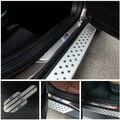 Puerta del coche///M LOGO puerta guardias placa Para BMW X1 E84 X3 E83 E70 E71 E72 X6 2008-2012 4 UNIDS/SET