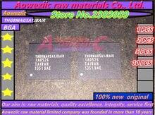 Aoweziic 100% ใหม่ original THGBMAG5A1JBAIR BGA 4G หน่วยความจำชิป THGBMAG5A1JBA1R