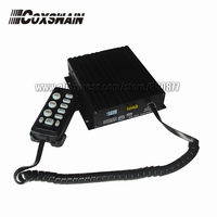 Free Shipping CJB 100Z 100W Siren 10 Tones With Microphone 2 Light Switch 8 Ohm Without