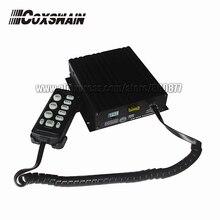 (CJB-100Z) 100 Вт автомобиля электронная сирена полицейской 7 тонн с Микрофоном 2 выключатель света, автомобильный усилитель (Сирена только без Динамика)