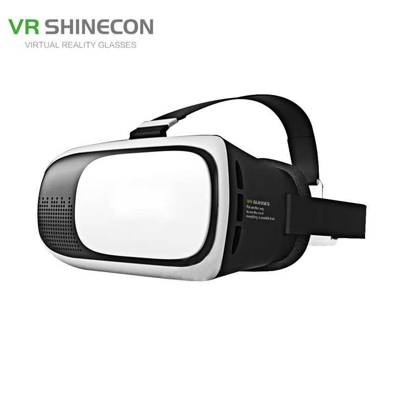 Новое прибытие Рамка легкий вес портативный 3D VR коробка телефон виртуальной реальности очки