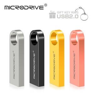 Image 2 - חדש מכירה לוהטת צבעוני usb 2.0 עט כונן 8gb usb דיסק און קי 16gb 32gb pendrive 64gb זיכרון מקל 128gb U דיסק מתנה הטובה ביותר