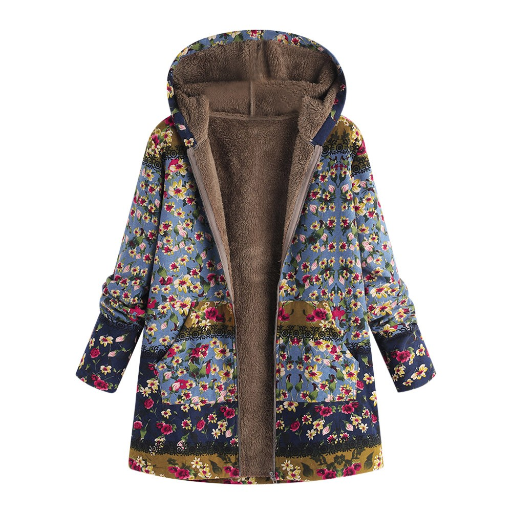 Plus Size Winter Jacket Women 2018 Korean Kawaii Cartoon Printed Long Coat Parka Femme Casual Loose Black Clothes Tops 4xl 5xl Spare No Cost At Any Cost Women's Clothing Jackets & Coats
