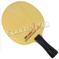 Дхс дм C80 Встроенная игра атака настольный теннис пинг-понг лезвие Shakehand-FL длинная ручка