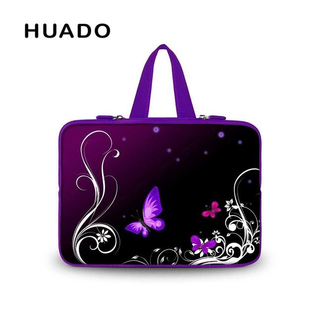 68e1173b2e0f US $11.9 |Purple Stylish Laptop Sleeve Bag 13