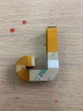100 pçs/lote para ps2 9000x90000 lente laser leitor cabo flex fita feita na china de alta qualidade