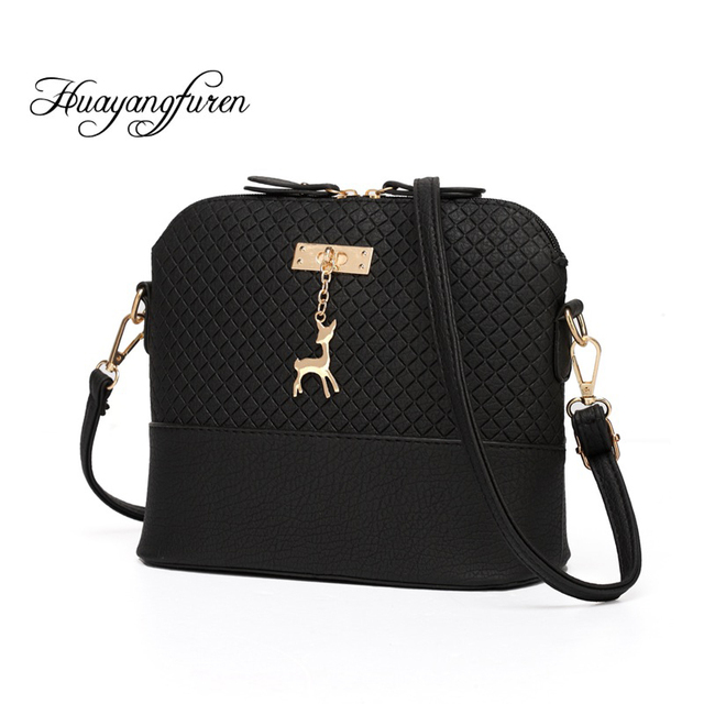0e1c5a144e7f HOT SALE!2017 Women Messenger Bags Fashion Mini Bag With Deer Toy Shell  Shape Bag Women Shoulder Bags handbag Q2